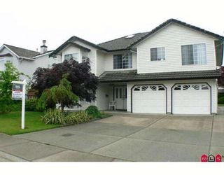 """Photo 1: 11155 154TH Street in Surrey: Fraser Heights House for sale in """"FRASER HEIGHTS"""" (North Surrey)  : MLS®# F2900344"""