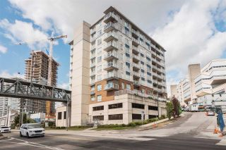 """Photo 18: 608 200 KEARY Street in New Westminster: Sapperton Condo for sale in """"Anvil"""" : MLS®# R2408370"""