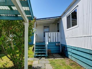 Photo 2: 5 1498 Admirals Rd in VICTORIA: VR Glentana Manufactured Home for sale (View Royal)  : MLS®# 822179