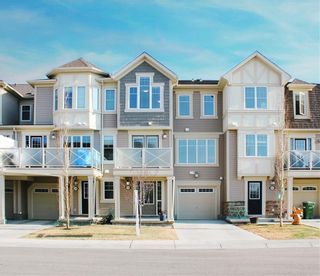 Photo 1: 146 WINDSTONE Mews SW: Airdrie Row/Townhouse for sale : MLS®# C4305221