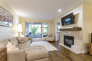 """Photo 2: 214A 301 MAUDE Road in Port Moody: North Shore Pt Moody Condo for sale in """"Heritage Grand"""" : MLS®# R2466859"""