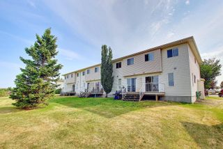 Photo 39: 11 451 HYNDMAN Crescent in Edmonton: Zone 35 Townhouse for sale : MLS®# E4255997