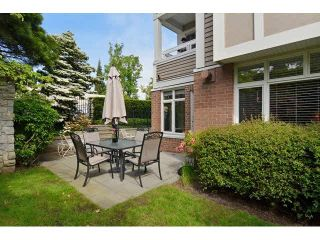 """Photo 11: 121 3188 W 41ST Avenue in Vancouver: Kerrisdale Townhouse for sale in """"THE LANESBOROUGH"""" (Vancouver West)  : MLS®# V1123090"""
