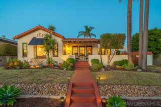 Photo 1: SAN DIEGO House for sale : 3 bedrooms : 4485 Berting Street