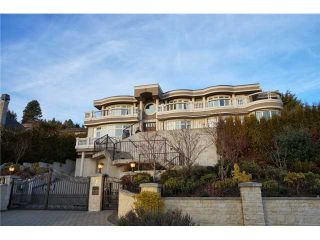 Photo 1: 1325 CAMRIDGE RD in West Vancouver: Chartwell House for sale : MLS®# V1039666