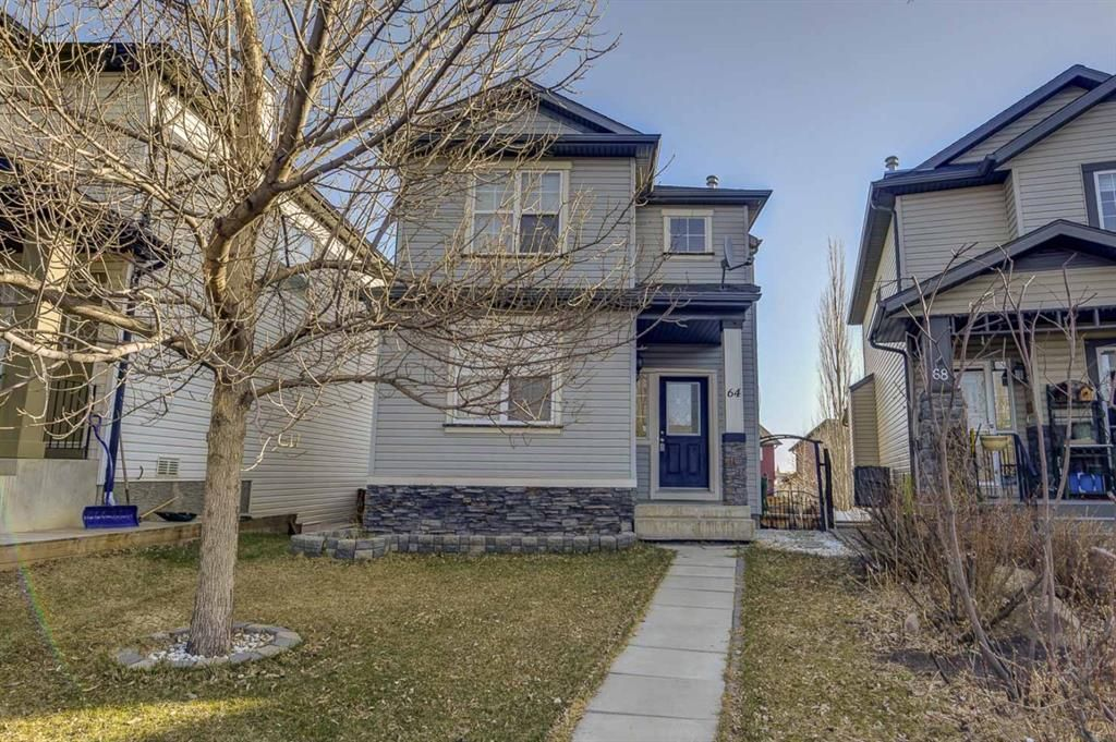 Main Photo: 64 Eversyde Circle SW in Calgary: Evergreen Detached for sale : MLS®# A1090737