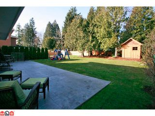 Photo 10: 1549 STAYTE RD in White Rock: House for sale : MLS®# F1106223