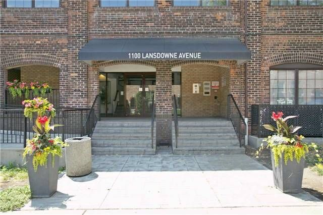 Main Photo: 1100 Lansdowne Ave Unit #A11 in Toronto: Dovercourt-Wallace Emerson-Junction Condo for sale (Toronto W02)  : MLS®# W3548595