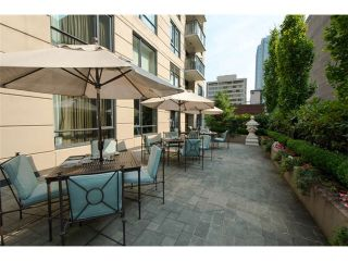 """Photo 11: 816 788 RICHARDS Street in Vancouver: Downtown VW Condo for sale in """"L'Hermitage"""" (Vancouver West)  : MLS®# V1019644"""