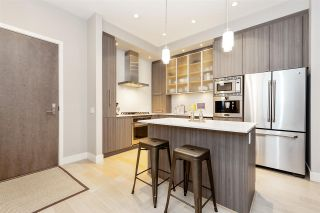 """Photo 8: 108 262 SALTER Street in New Westminster: Queensborough Condo for sale in """"Portage at Port Royal"""" : MLS®# R2509481"""