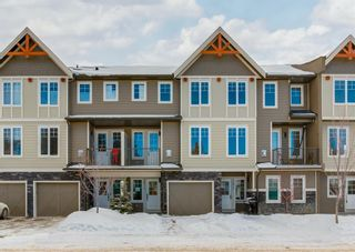 Main Photo: 2824 1 Street NW in Calgary: Tuxedo Park Row/Townhouse for sale : MLS®# A1071019