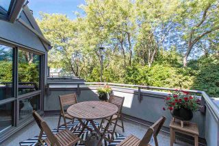 """Photo 9: 214 1477 FOUNTAIN Way in Vancouver: False Creek Townhouse for sale in """"FOUNTAIN TERRACE"""" (Vancouver West)  : MLS®# R2523236"""