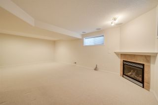 Photo 25: 6617 SANDIN Cove in Edmonton: Zone 14 House Half Duplex for sale : MLS®# E4227068