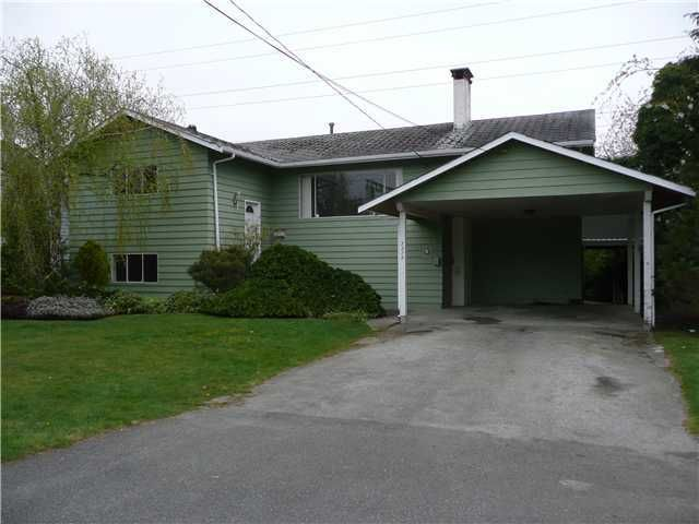"Main Photo: 1370 53A Street in Tsawwassen: Cliff Drive House for sale in ""TSAWWASSEN HEIGHTS"" : MLS®# V869720"