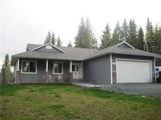 Photo 1: 8715 COLUMBIA Road in Prince George: Pineview House for sale (PG Rural South (Zone 78))  : MLS®# N200878