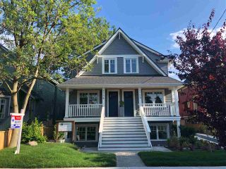 Main Photo: 1756 GRAVELEY Street in Vancouver: Grandview Woodland 1/2 Duplex for sale (Vancouver East)  : MLS®# R2472820