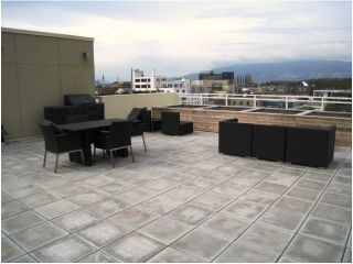 """Photo 6: 401 1635 W 3RD Avenue in Vancouver: False Creek Condo for sale in """"LUMEN"""" (Vancouver West)  : MLS®# V850263"""