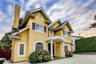 Photo 1: 7490 Aubrey St in Burnaby: Simon Fraser Univer. House for sale (Burnaby North)  : MLS®# R2223471