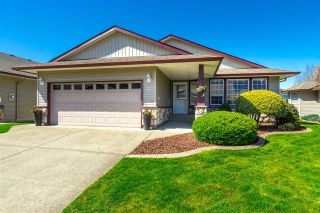 "Main Photo: 14 7330 ELM Road: Agassiz House for sale in ""Elmwood"" : MLS®# R2566183"