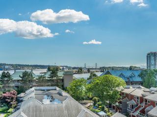"""Photo 18: 604 1045 QUAYSIDE Drive in New Westminster: Quay Condo for sale in """"Quayside Tower 1"""" : MLS®# R2582288"""