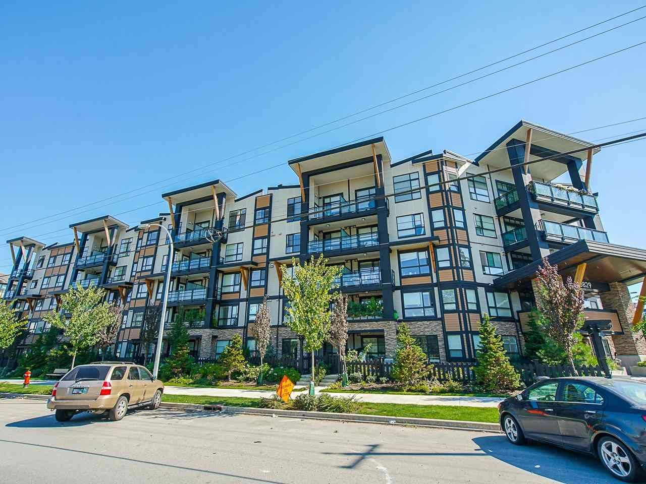 """Main Photo: 310 20829 77A Avenue in Langley: Willoughby Heights Condo for sale in """"THE WEX"""" : MLS®# R2495955"""