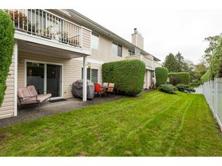 """Photo 19: 136 5641 201 Street in Langley: Langley City Townhouse for sale in """"The Huntington"""" : MLS®# R2409027"""