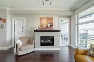 "Photo 2: 410 15336 17A Avenue in Surrey: King George Corridor Condo for sale in ""GEMINI"" (South Surrey White Rock)  : MLS®# R2579912"