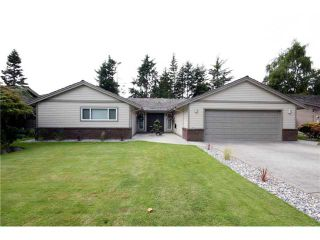 """Photo 1: 1275 49TH Street in Tsawwassen: Cliff Drive House for sale in """"Cliff Drive"""" : MLS®# V953484"""