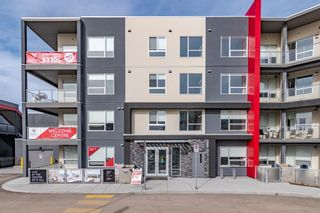 Main Photo: 116 8530 8A Avenue SW in Calgary: West Springs Apartment for sale : MLS®# A1079388