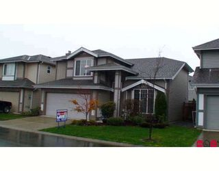 "Photo 1: 9436 202A Street in Langley: Walnut Grove House for sale in ""River Wynde"" : MLS®# F2729502"