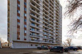 Photo 32: 1408 11307 99 Avenue in Edmonton: Zone 12 Condo for sale : MLS®# E4230195