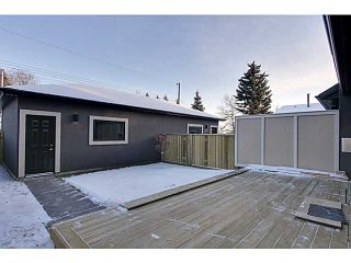 Photo 19: 3332 40 Street SW in CALGARY: Glenbrook Residential Attached for sale (Calgary)  : MLS®# C3548100
