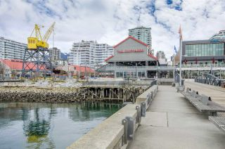 """Photo 22: 803 175 VICTORY SHIP Way in North Vancouver: Lower Lonsdale Condo for sale in """"Cascade West"""" : MLS®# R2565642"""