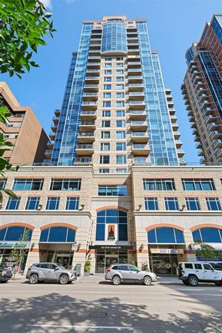Photo 2: 1701 920 5 Avenue SW in Calgary: Downtown Commercial Core Apartment for sale : MLS®# A1139427