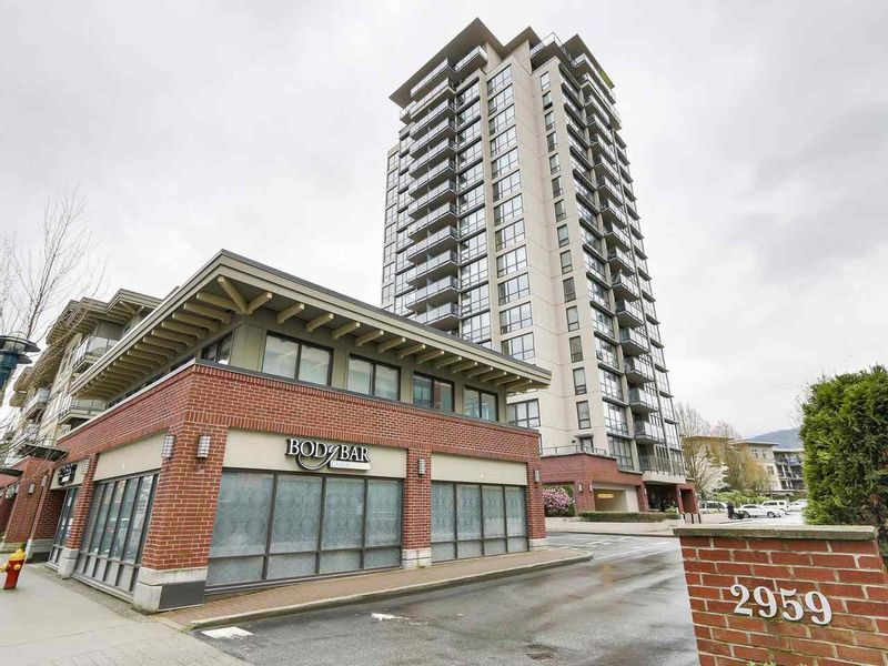 FEATURED LISTING: 706 - 2959 GLEN Drive Coquitlam