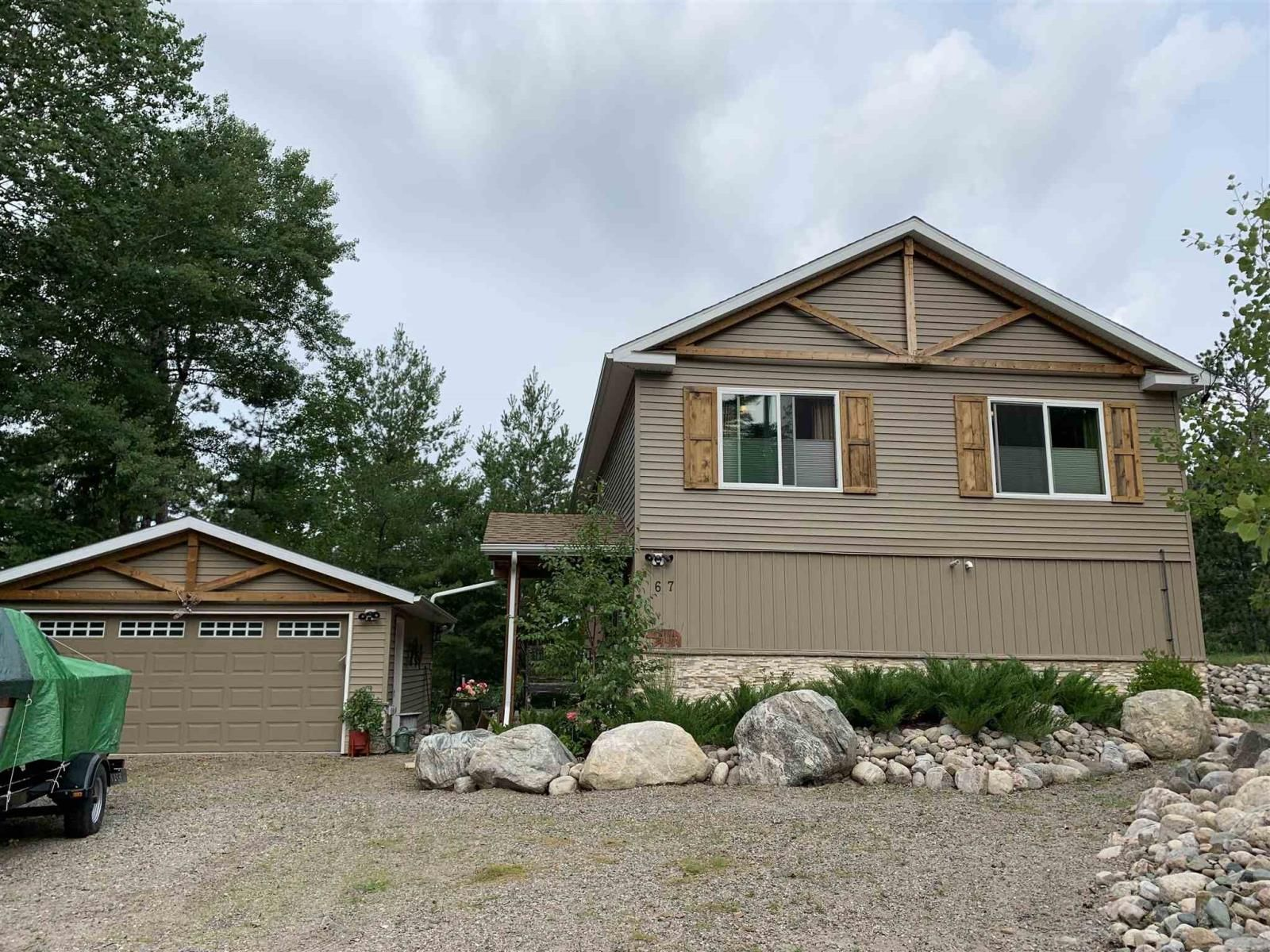 Main Photo: 67 Cousineau RD in Fort Frances: House for sale : MLS®# TB212171