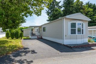 Photo 1: 37 80 Fifth St in : Na South Nanaimo Manufactured Home for sale (Nanaimo)  : MLS®# 879033