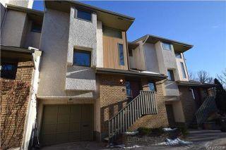 Photo 1: 3454 Grant Avenue in Winnipeg: Charleswood Condominium for sale (1G)  : MLS®# 1804315