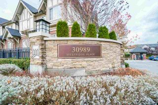 """Photo 1: 20 30989 WESTRIDGE Place in Abbotsford: Abbotsford West Townhouse for sale in """"Brighton"""" : MLS®# R2517527"""