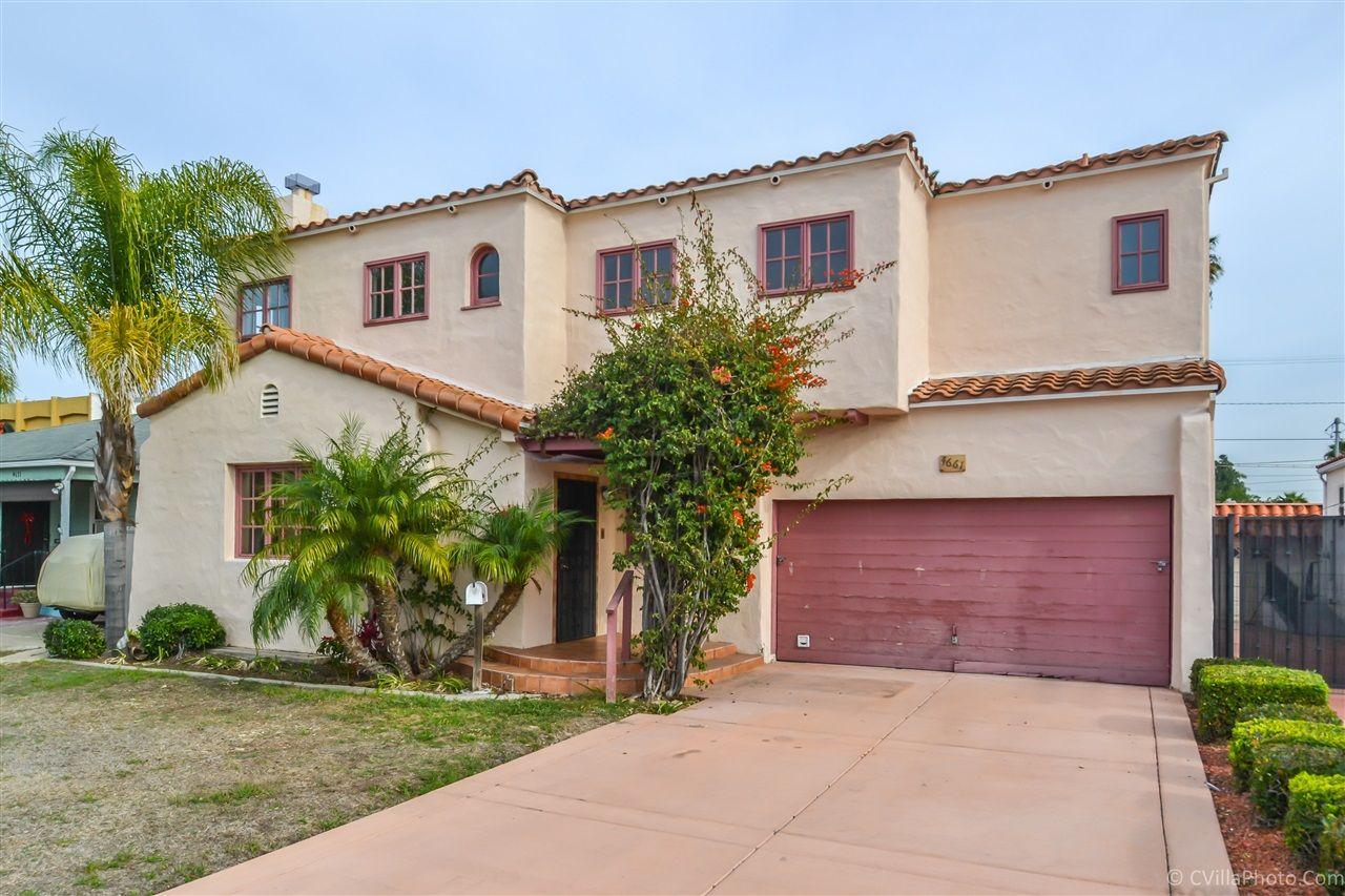 Main Photo: SAN DIEGO House for sale : 7 bedrooms : 4661 El Cerrito Dr.