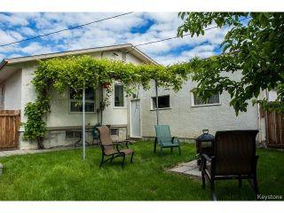 Photo 19: 243 Aldine Street in WINNIPEG: St James Residential for sale (West Winnipeg)  : MLS®# 1415611