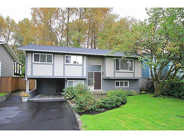 Main Photo: 1198 ELLIS DR in : Birchland Manor House for sale : MLS®# V1091158