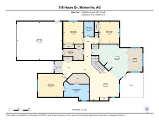 Photo 45: 118 Houle Drive: Morinville House for sale : MLS®# E4239851