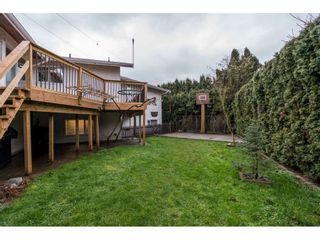 Photo 38: 2355 RIDGEWAY Street in Abbotsford: Abbotsford West House for sale : MLS®# R2537174