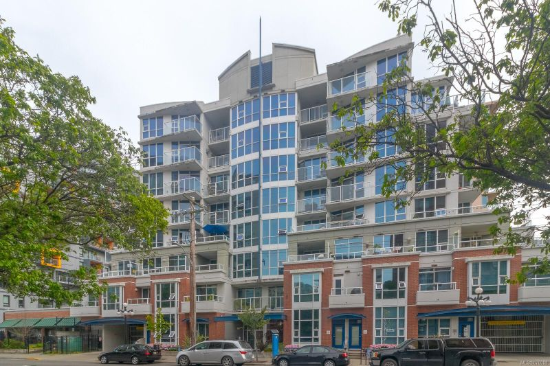 FEATURED LISTING: 502 - 860 View St