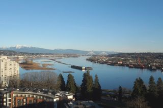Photo 1: 1203 15 E ROYAL Avenue in New Westminster: Fraserview NW Condo for sale : MLS®# R2023960