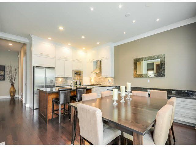 """Photo 4: Photos: 44 3109 161ST Street in Surrey: Grandview Surrey Townhouse for sale in """"WILLS CREEK"""" (South Surrey White Rock)  : MLS®# F1417405"""