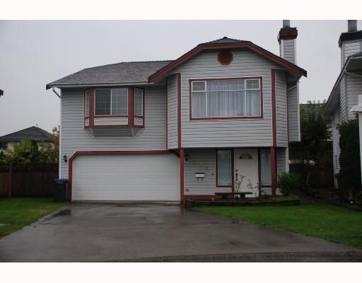 """Main Photo: 724 EVANS Place in Port_Coquitlam: Riverwood House for sale in """"RIVERWOOD"""" (Port Coquitlam)  : MLS®# V675497"""