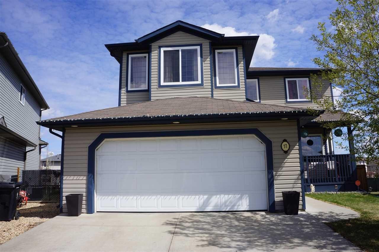 Main Photo: 57 WISTERIA Lane: Fort Saskatchewan House for sale : MLS®# E4245176
