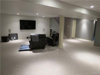 Photo 10: 18 Harding Crescent in WINNIPEG: St Vital Residential for sale (South East Winnipeg)  : MLS®# 1403804
